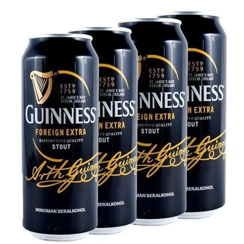 Guinness Can (Six pack)