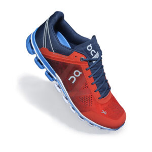 Red-Blue Nike Shoes